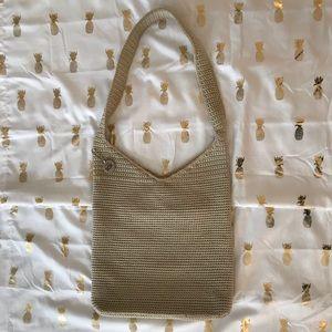 The Sak Medium Shoulder Bag, Cream